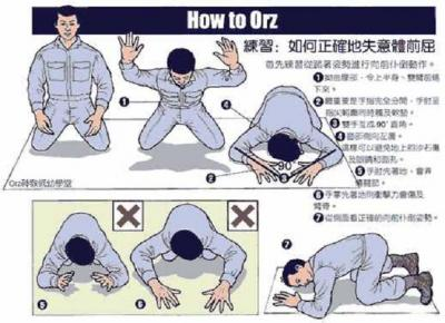 How To Orz
