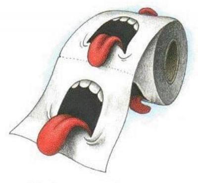 革命的トイレットペーパー