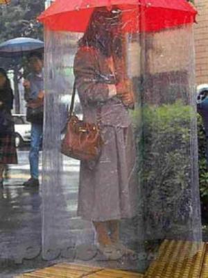完全なる傘