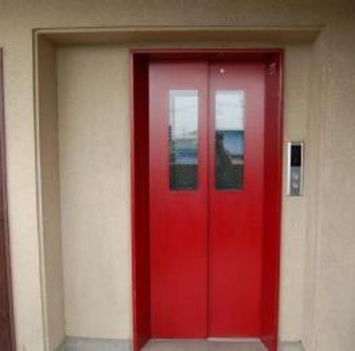 話題のエレベーター