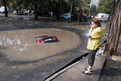 雨上がりの悲劇