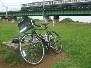 中央線鉄橋