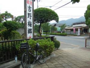 吉野梅郷入り口