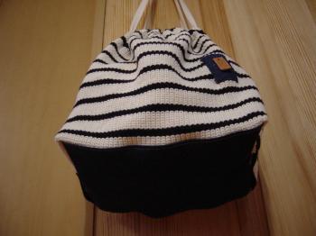 マリンな巾着bag2