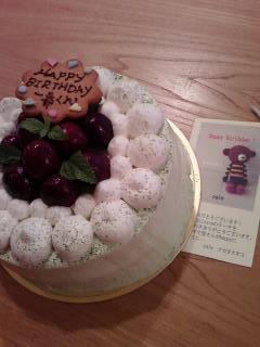 一希ケーキ