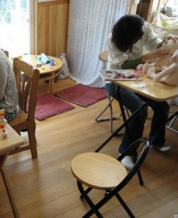 お人形作り