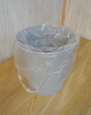 ゴミ箱カバー2