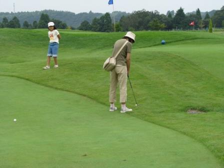 2008.09.15-東京ドイツ村・パットゴルフ
