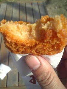 鮭コロッケ 3