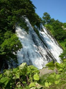 オシンコシンの滝 1