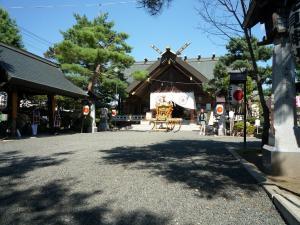 北見神社祭 3