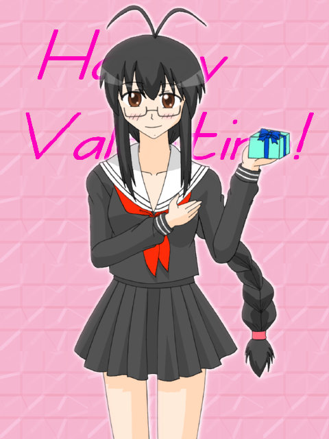 Happy Valentine From パル