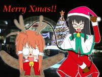 クリスマスOFパルちう
