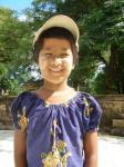 タナカ 女の子 ミャンマー
