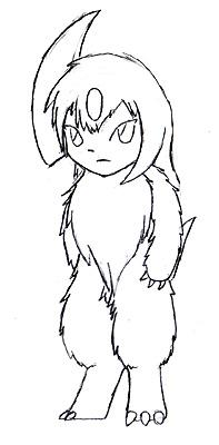 アブソル獣人:レン