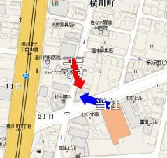 ryoumei map