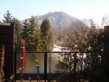 しこつ湖鶴雅リゾートスパ水の謌
