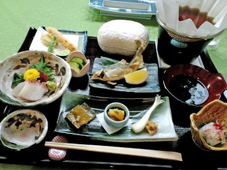 紫塚夕飯1
