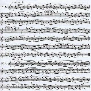クローゼ 25の日課練習 1