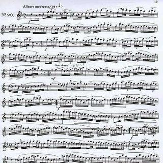 クローゼ 25の日課練習 2