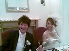 takeshi wedding
