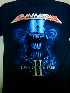 Gamma Ray shirt 2