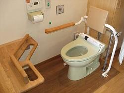 元気の家 トイレ