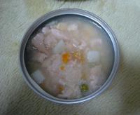 ささみ野菜スープ煮中身