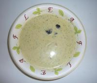 カミングスープ出来上がり