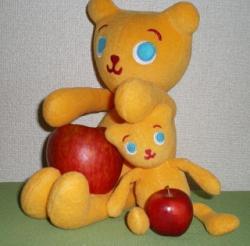 s-500ちっちゃいリンゴ 001
