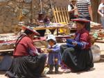 ペルーのインディヘナ