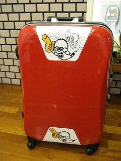 スーツケース 001