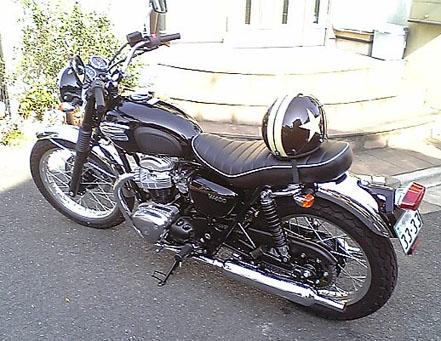 カワサキW400