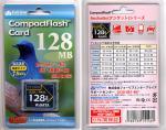コンパクトフラッシュ128MB
