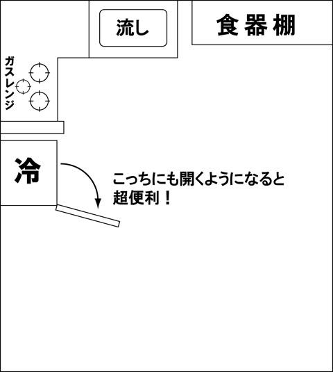 キッチン見取り図2