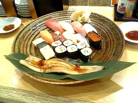 特盛り寿司