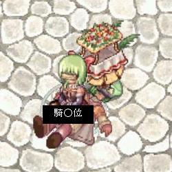 アルナさんとキオン君(キオン君のセクハラ+α05)