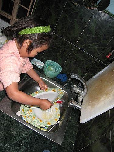 洗い物上手ヌモ