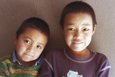 クンデ・ハウスの子ども達2