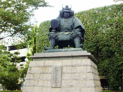 200828信玄銅像