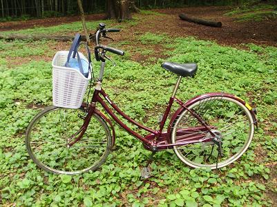 200905代々木公園自転車