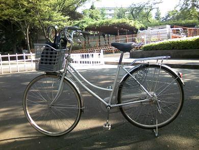 200912駒沢公園レンタサイクル