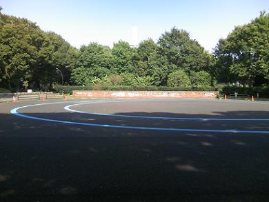 200912キッズサイクリング場
