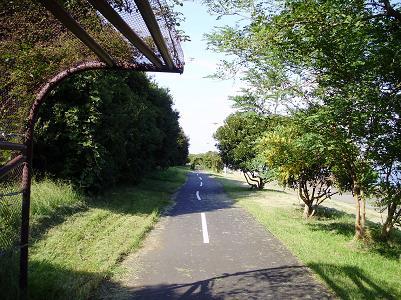 200103サイクリングロード