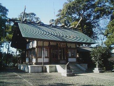 shibazaki jinjya