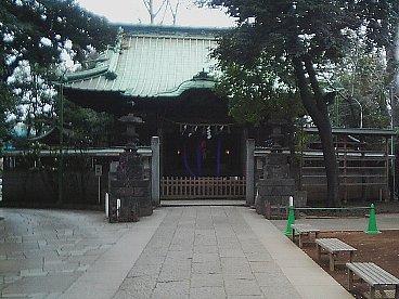 togoshi hachiman