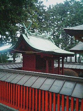 hiyoshi jinjya kawagoe