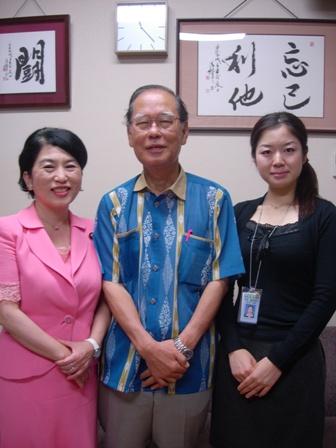 写真090617福島党首、照屋、幸地さんDSCN5293