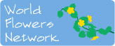 世界中に散らばっているフラワーレポーターが話題の花を咲かせるWorld Flowers Network