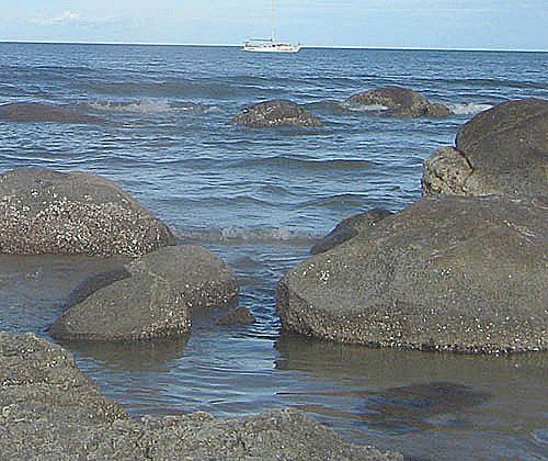 ファヒンの海